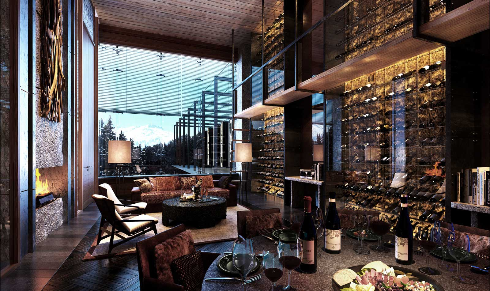 Luxury Brand The Chedi Arrives In Switzerland
